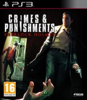 Cover Sherlock Holmes: Crimes & Punishments