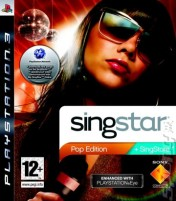 Cover Singstar: A Tutto Pop