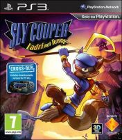 Cover Sly Cooper: Ladri nel Tempo (PS3)