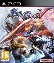 Cover SoulCalibur V