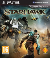 Cover Starhawk (PS3)