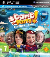 Cover Start The Party: Diventa un Eroe!