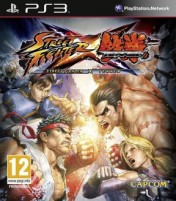 Cover Street Fighter x Tekken (PS3)