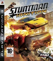 Cover Stuntman: Ignition