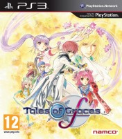 Cover Tales of Graces F