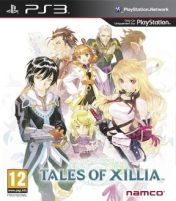 Cover Tales of Xillia