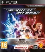 Cover Tekken Hybrid