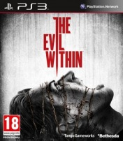 Cover The Evil Within (PS3)