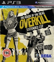 Cover The House of the Dead: Overkill Extended Cut (PS3)