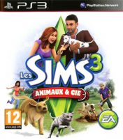 Cover The Sims 3: Pets