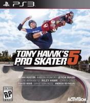 Cover Tony Hawk's Pro Skater 5