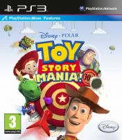 Cover Toy Story Mania!