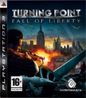 Cover Turning Point: Fall of Liberty