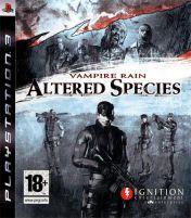 Cover Vampire Rain: Altered Species