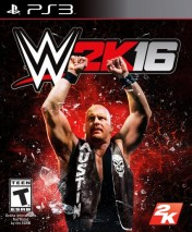 Cover WWE 2K16