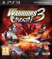 Cover Warriors Orochi 3