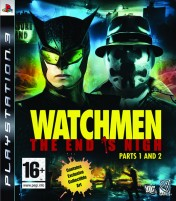 Cover Watchmen: the End is Nigh (PS3)