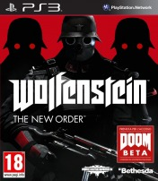 Cover Wolfenstein: The New Order (PS3)