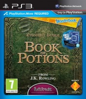 Cover Wonderbook: Book of Potions