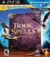 Cover Wonderbook: Book of Spells
