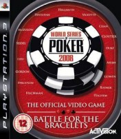 Cover World Series of Poker 2008: Battle for the Bracelets