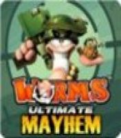 Cover Worms Ultimate Mayhem