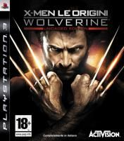 Cover X-Men Le Origini: Wolverine (PS3)