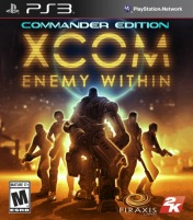 Cover XCOM: Enemy Within