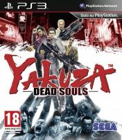 Cover Yakuza: Dead Souls