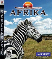 Cover Afrika (PS3)