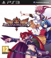 Cover Arcana Heart 3