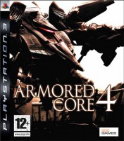 Cover Armored Core 4