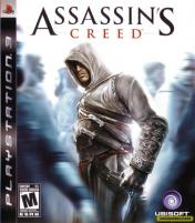 Cover Assassin's Creed (PS3)