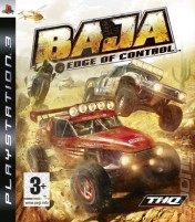 Cover BAJA: Edge of Control