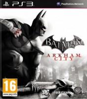Cover Batman: Arkham City (PS3)