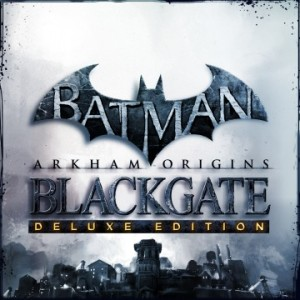 Cover Batman: Arkham Origins Blackgate - Deluxe Edition (PS3)