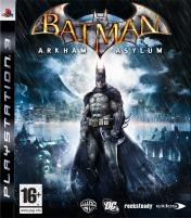Cover Batman: Arkham Asylum (PS3)