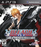 Cover Bleach: Soul Resurreccion