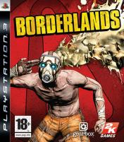 Cover Borderlands (PS3)