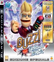 Cover Buzz! Un Mondo di Quiz