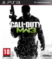 Cover Call of Duty: Modern Warfare 3 (PS3)