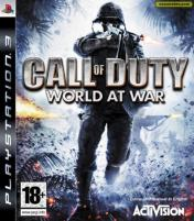 Cover Call of Duty: World at War (PS3)