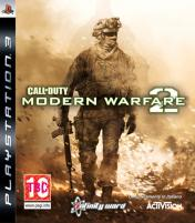 Cover Call Of Duty: Modern Warfare 2 (PS3)