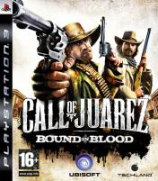 Cover Call of Juarez: Bound in Blood