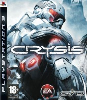 Cover Crysis (PS3)