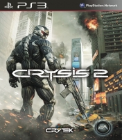 Cover Crysis 2 (PS3)
