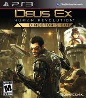 Cover Deus Ex: Human Revolution - Director's Cut