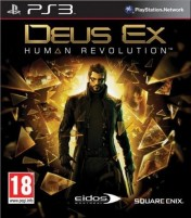 Cover Deus Ex: Human Revolution (PS3)