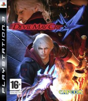Cover Devil May Cry 4 (PS3)