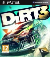Cover DiRT 3 (PS3)